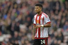 DeAndre Yedlin  during the Barclays Premier League match between Sunderland and West Bromwich Albion at Stadium of Light on April 2nd., 2016