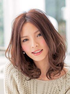 Image result for shoulder length hair