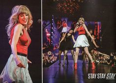 Stay stay stay -one of the cutest performances of the red tour :)