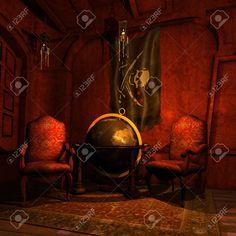 Slikovni rezultat za pirate ship cabins