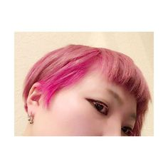 WEBSTA @ piroswinger - colour change 👻😈..purple💜⇨⇨⇨pink💘⇨⇨⇨next??..#hairdresser #pink #bleach #colour #hair #style #salon #my #work #photo #sendai #japan #美容師 #レディース #ブリーチ #Wカラー #マニパニ #ピンク #ルーツカラー #カラー #サロン #東北 #仙台 #撮影 #モデル募集..
