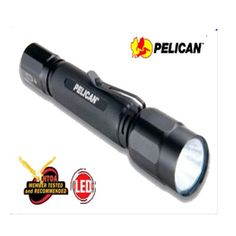 Pelican LED flashlight or other high-quality, bright light.