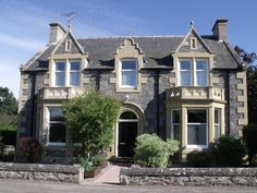 Kinross House, Grantown-on-Spey, Morayshire. Scotland. UK. Travel. Bed & Breakfast. Peaceful. Relaxing. Getaway.