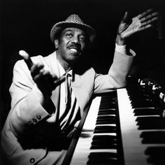 The great ace hammond jazz organist, Mr. Jimmy Smith....