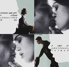 Stiles and Lydia. Teen Wolf