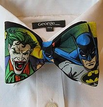 This would not be everyday wear but I'd keep it on hand for a rainy day...never know when you will need a super-hero bowtie,  (Parshat Bo?)