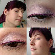 Hab gestern vergessen mein #faceoftheday und #eyesoftheday zu posten, dann gibts heute hald zwei 🙃 Als Base trage ich einen #kiko #creamcrush #eyeshadow und außen und in der Lidfalte #mac #prolongwear #paintpot in #stormypink und komplett darüber ist #moonshinebeauty #Lidschatten #august Leider kann man den tollen Schimmer einfach nicht erkennen... Beide #eyeliner von #kikocosmetics  #maccosmetics #moonshinemineralmakeup #face #fotd #eyes #amu #augenmakeup #eotd #selfie #me #itsme #justme