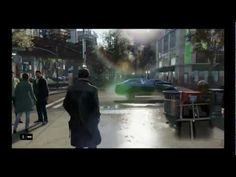 New Watch Dogs Live Gameplay / Demo from Sony Meeting 2013