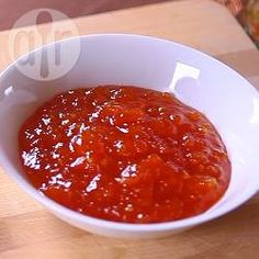 Photo recette : Confiture de potimarron au gingembre