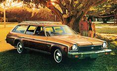 1973 Chevrolet Malibu Classic Station Wagon
