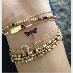 Small Tattoos for Women – Best Tattoo Designs for Women – Dragonfly – The butterfly's bolder cousin. Head over to redbookmag.com for more tiny tattoo ideas to save for later.