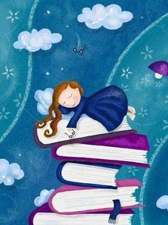 Dreaming of books