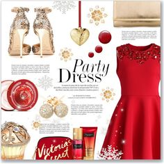 Party Dress, Holiday Style Merry Christmas <3