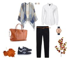 """""""everyday outfit"""" by margie-g on Polyvore featuring moda, New Balance, Dorothy Perkins, Polo Ralph Lauren, Michael Kors i Nixon"""