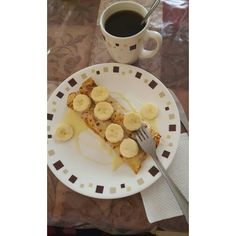 Crepas Pancakes, French Toast, Breakfast, Food, Morning Coffee, Essen, Pancake, Meals, Yemek
