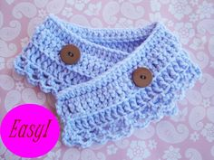 Free Crochet Baby Bib Patterns – Easy Bibs To