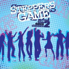 Steppers Game Part 2 - Line Dance (All Slides Full Songs Party CD) Mix CD
