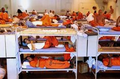 Prison... an Easy Life or Overcrowded? Do you want bail now? Seriously, For Real?