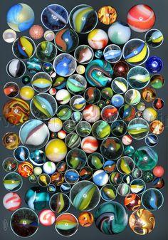 lovely marbles
