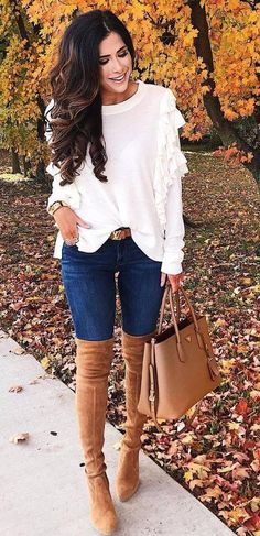 80 Cute Casual Winter Fashion Outfits For Teen Girl fashion # fashion Winter Outfits For Teen Girls, Outfits For Teens, Fall Outfits, Casual Outfits, Hijab Casual, Casual Dresses, Summer Outfits, Winter Fashion Casual, Autumn Winter Fashion