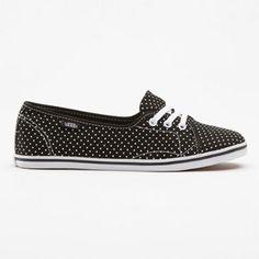 VANS Polka Dot Leah Womens Shoes