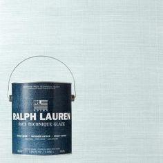 Ralph Lauren 1-gal. Sunbleached Blue Indigo Denim Specialty Finish Interior Paint-ID04 at The Home Depot