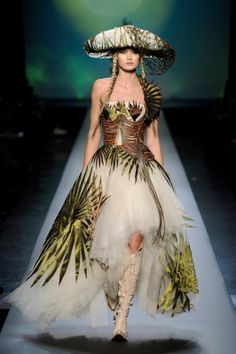 John Paul Gaultier Haute Couture, spring 2010