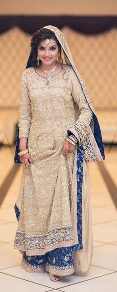 Pakistani Gowns, Pakistani Clothing, Pakistani Couture, Pakistani Bridal Wear, Pakistani Outfits, Indian Outfits, Asian Wedding Dress, Asian Bridal, Gorgeous Wedding Dress