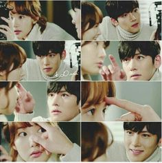 I loved this scene it's like 'no personal contact' 'okay mwahahaha he doesn't know that I'm healer and neither does she :)'