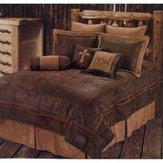 Praying Cowboy Bedding set