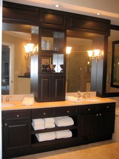 Dream bathroom!!! Master Bath Remodel - Bathroom Designs - Decorating Ideas - HGTV Rate My Space.