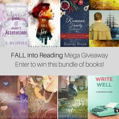 Ready to win a bundle of books?     a Rafflecopter giveaway