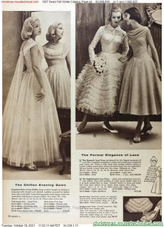 1957 Sears Fall Winter Catalog, Page 44 - Catalogs & Wishbooks