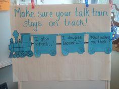 Accountable Talk Chart