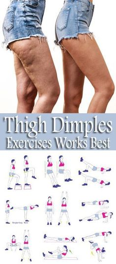 8 simple and best exercises to get rid of dimples in a short time - . - 8 simple and best exercises to get rid of dimples in a short time – … # - Gym Workout Tips, Fitness Workout For Women, Fitness Workouts, At Home Workout Plan, Easy Workouts, Workout Challenge, Workout Videos, At Home Workouts, Workout Routines