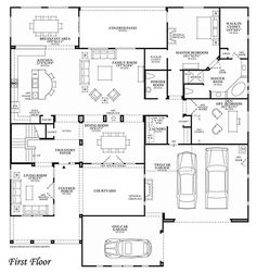great layout, would need to add bedrooms downstairs