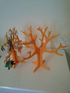 Double+Capacity+Earring+Tree+Holder+by+driggers.