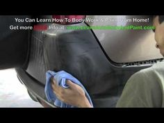 How To Repair Plastic Bumper Covers - Plastic Bumper Repair (in minutes!) - http://www.thehowto.info/how-to-repair-plastic-bumper-covers-plastic-bumper-repair-in-minutes/