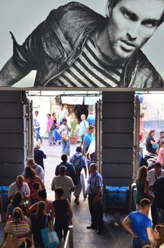 Metro in Naples