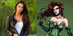 Megan Fox pode viver a Hera Venenosa no filme solo da Arlequina