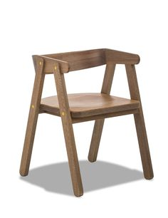 Industrial Design Furniture, Wooden Furniture, Furniture Design, Wooden Pallet Projects, Small Wood Projects, Cafe Chairs And Tables, Chair Design Wooden, Plywood Chair, Stool Chair