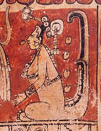 The traditional Mayas generally assume the moon to be female, and the moon's phases are accordingly conceived as the stages of a woman's life. The Maya moon goddess wields great influence in many areas. Being in the image of a woman, she is naturally associated with sexuality and procreation, fertility and growth, not only of human beings, but also of the vegetation and the crops