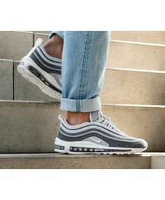 innovative design 608f2 386ce Nike Air Max 97 Premium Wolf Grey Shoes Black Friday Deals