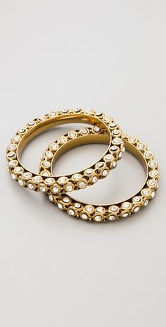 Jal Vilas bangle set (shopbop.com)