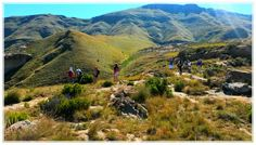 Woodhouse Hiking Trail, Golden Gate Highlands National Park, Free State, South Africa