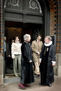 25 December 2007 - Christmas Church Service in Aarhus Cathedral