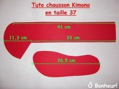 Chausson kimono adulte 👠 shoes shoesforwomen diy decor dresses fashion moda homedecor home hairstyles hair women womensfashion outfits outdoor wedding recipes sports sporty 👠 Sewing Slippers, Felted Slippers, Crochet Sandals, Crochet Shoes, Baby Clothes Sizes, Diy Clothes, Techniques Couture, Sewing Techniques, Sewing Hacks