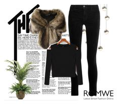 """contest"" by amina-33 ❤ liked on Polyvore featuring J Brand, NDI and Sonneman"