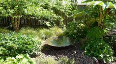 ANLD Garden Tour 2013 | Plant Passion Garden - Portland, Oregon -- beautiful, simple water feature