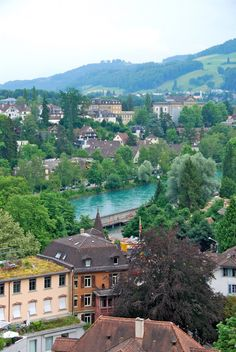 Bern, Switzerland.   Go to www.YourTravelVideos.com or just click on photo for home videos and much more on sites like this.